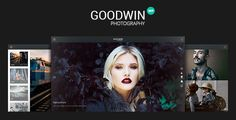 Photography & Video GoodWin WordPress Theme (WordPress, Creative, Photography)