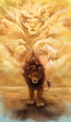 Lion King.   Look around!