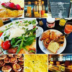 Une adresse de ouf pour un #brunch à Paris ? Grazie Italia rue Notre Dame des Champs ! Buffet à volonté de viennoiseries & gâteaux pizza oeufs boissons etc... 25  ------------------------------------------ #food #foodporn #instafood #paris #france #happy #fooding #labouffe #pizza #cakes #breakfast #croissants #eggs #cheatmeal #sunday