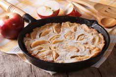 Pihe-puha almás, fahéjas óriáspalacsinta egyenesen a sütőből - Recept | Femina