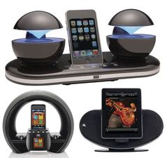 15 Cool Docking Stations for iPad, iPod, and iPhone