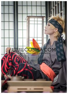 Costume Detail Naruto The Last Naruto Uzumaki Cosplay Costume Includes - Yukata Set, Waistband, Headband We may have selected store sizes for this costume, ready for fast ship. Please check with us on