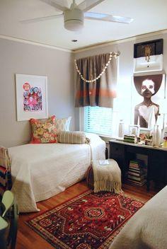 House Tour Alyssa Scotts Modern Boho Abode With A Sci Fi Twist Pacific NorthwestApartment TherapyHouse