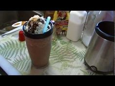 Greetings!  Indulge me once again with another selection that is a copycat of the Mermaid Coffee Company (otherwise know as Starbuck's)  This one is my very favorite!  It came out last year and I had it once when we visited Williamsburg and we went there for breakfast.    This is wonderful and can be made with or without coffee.  If you don't use ...