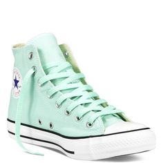 GENUINE CONVERSE Chuck Taylor® Fresh Colors Hi Tops Beach Glass $49 SHIPS FREE ♥ BUY HERE: http://beachhippie.storenvy.com/collections/817644-shoes/products/9291325-converse-chuck-taylor-fresh-colors-hi-tops-beach-glass-49-ships-free ♥ INCLUDES NORTON SHOPPING PROTECTION & LOWEST PRICE GUARANTEE AND PAYPAL IS ACCEPTED