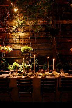 Midsummer Wedding Reception 9