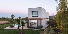 Paisaje y jardín | Casa A (De 08023 Architects)
