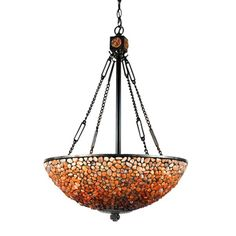 Shop Quoizel  TF2819VB 3 Light Pomez Bowl Large Pendant, Vintage Bronze  at ATG Stores. Browse our pendant lights, all with free shipping and best price guaranteed.