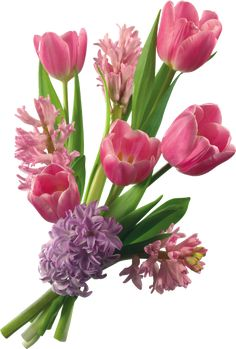 Taller Creativas - Arte digital cristiano: Ramos encantadores de bellas flores