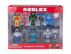 Roblox launches toys based on its user-generated games | GamesBeat | Games | by Dean Takahashi