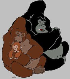 clipchild.gif (322×367) Brian Blessed, Minnie Driver, Tony Goldwyn, City Boy, Tarzan, Disney Movies, Princess, Heart, Disney Films