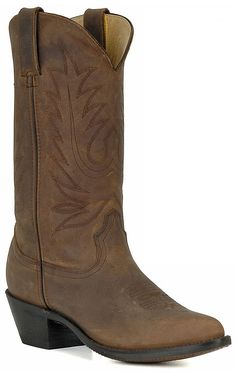 Durango® Ladies Distressed Brown Western Boots | Cavender's Boot City I need a real pair of boots