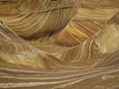 images layers of sandstone | Colorful sandstone layers of The Wave at Coyote Buttes Photographic ...