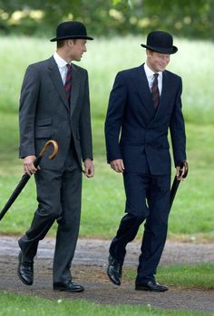 Prince William and Harry ! Pretty Snappy!