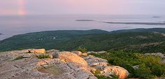 ACADIA NATIONAL PARK, Maine    My favorite eastern park.  Easy to strenuous trails, ocean views, ponds, lighthouses . . .