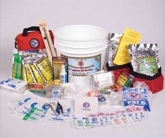 'Dog-Gone-It' Emergency Dog Kit - 1 each   This Emergency Dog Kit  includes all the special items your pet dog may need in the event of an emergency. $49.85