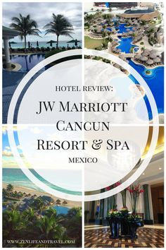 JW Marriott Cancun Resort & Spa Review - Cancun, Mexico