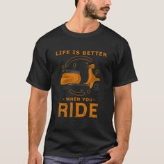 Scooter for Beginners T-Shirt   biker guy, beggers quotes, fourwheeler quotes #bikelife #bikerofinstagram #bikerlife, 4th of july party Cycling T Shirts, Biker Shirts, Shirt Men, Cycling Quotes, Cycling Tips, Biker Tattoos, Riding Quotes, Tips Fitness, Vintage Biker
