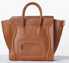 I would die!!! This is my dream bag right now!! Celine Handbags Fall 2013 collection