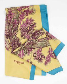 Hermes   Scarf  Pandora price £175