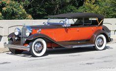1931 Packard 840 Super Eight Sport Phaeton