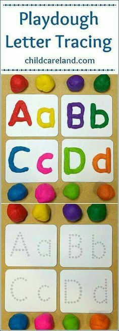 Perfect for children start recognizing the letters in the alphabet and to those who are learning to write.