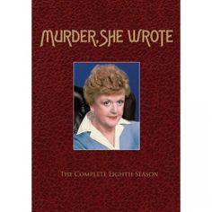 Murder, She Wrote The Complete Eighth Season DVD | Films and Movies on DVD & Video | TCM Shop