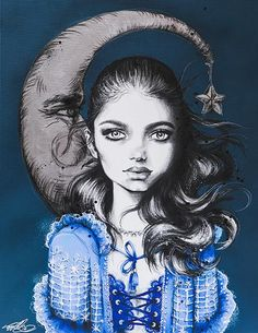Pippa McManus The Moon Print