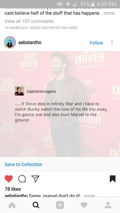 But like imagine Bucky with tears in his eyes and Steve making fun of him for it, Bucky calling Steve a punk and before Steve can reply, he dies and Bucky hugs him while crying before picking up his shield and kick ass with it...