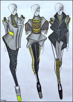 Mini collection for autumn/winter 1. by Verenique.deviantart.com on @deviantART