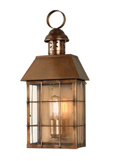 elstead hyde park antique brass 24300 for more information visit http antique courtyard outdoor lighting 1