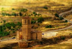 La Vera Cruz (Tilt-shift photography)