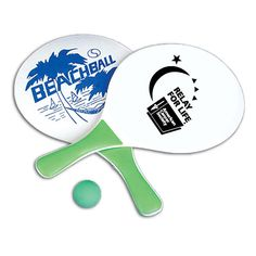 Promotional Paddle Ball Game