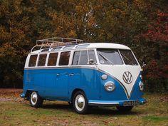 1966 Volkswagen Samba 21 Window Microbus - Silverstone Auctions