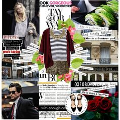 Look Gorgeous! Whenever, Wherever :), created by nastya-d on Polyvore