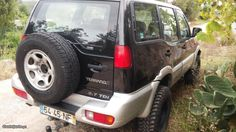 Nissan Terrano Ii, Ford Maverick, Offroad, 4x4, Jeep, Vehicles, Vintage Cars, Off Road, Jeeps