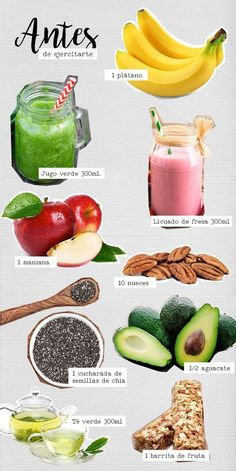 21 Trucos para empezar a hacer ejercicio y no morir en el intento Healthy Habits, Healthy Tips, Healthy Snacks, Healthy Eating, Healthy Recipes, Comida Diy, Comidas Fitness, Food Hacks, Healthy Lifestyle