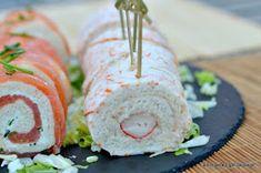 LA EMPANA LIGHT DE BEGO: Rollitos de Canapés con Pan de Molde. 3 Recetas fáciles y Rápidas. Decadent Cakes, Cake Cookies, Finger Foods, My Recipes, Sushi, Appetizers, Lunch, Snacks, Cooking