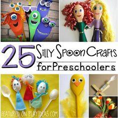 spoon crafts for preschoolers