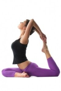What Your Favorite Yoga Pose Says About You (2 of 4): Pigeon