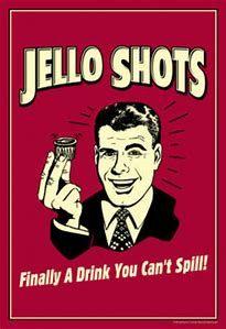 Funny Jello-Shots