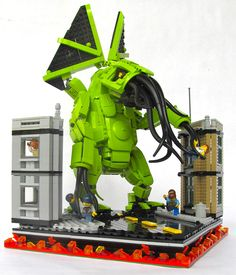 These Cthulhu LEGO sets will drive you insane with little plastic bricks