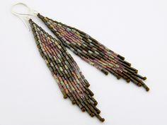 Indiano - argento e Toho di Joanna G. su DaWanda.com