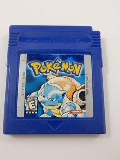 Pokemon: Blue Version (Nintendo Game Boy, 1998) CARTRIDGE ONLY