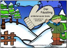 Der Fäustling: ein Wintermärchen in Versform