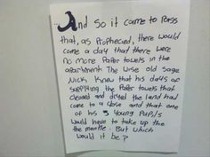 Roommates Leave The Best Notes                                                                                                                                                     More