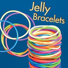 You could never have enough of these! #80s #80sgirl #jellybracelets #ilovethe80s #totally80s #eightiesgirls #fashion #accessories #rememberthis #childhoodmemories #nostalgia #retro #80sfashion