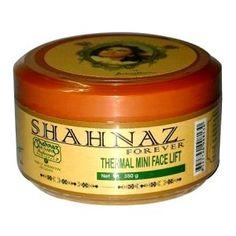 Shahnaz Husain Professional Power Thermal Mini Face Lift Mask