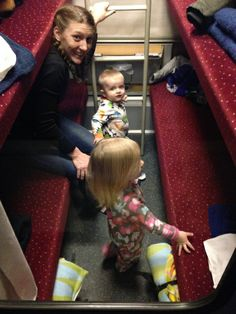 Worried about taking your kids on a SLEEPER TRAIN? It's not as hard as you might think. Here are some ideas to help you out along the way.