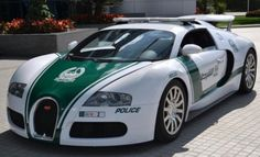 Don't f*ck with the #Dubai Police! See the full #supercar squad together - including an Audi R8, Ferrari FF, Nissan GT-R and Aston Martin One-77! Click the image for the video!